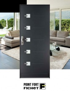 Fichet Stylea - Porte anti-effraction de maison