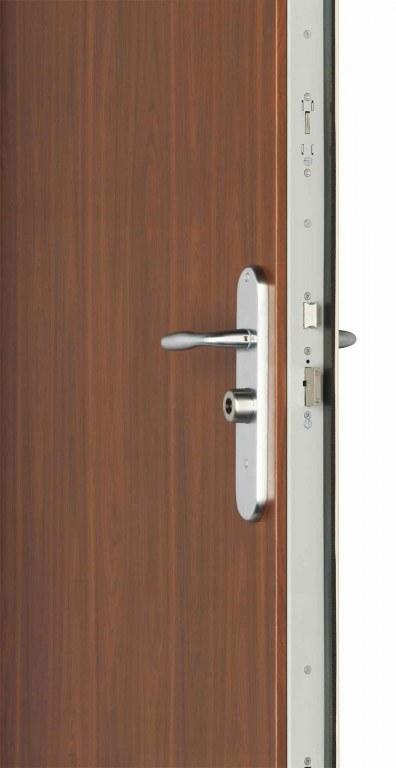 Porte blind e foxeo s pour les appartements point fort fichet for Ouvrir une porte blindee